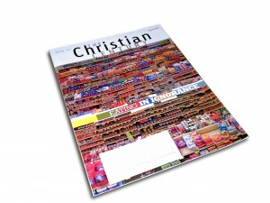 Christian Century cover